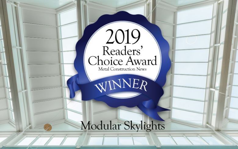 Readers Choice Product Award Image