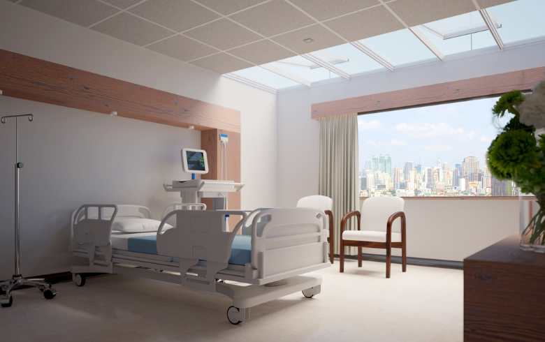 Natural Light in Hospitals Featured Image
