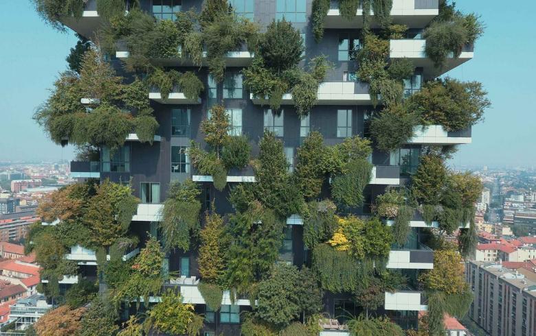 Milan Vertical Forest Blog Image