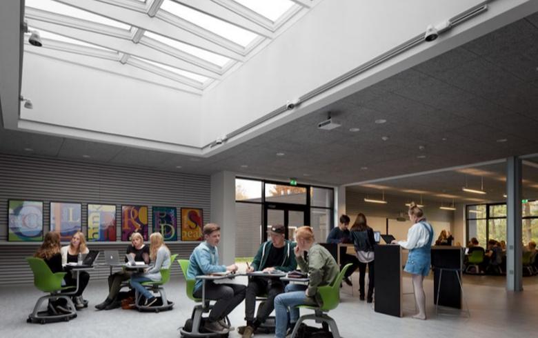 skylights in schools